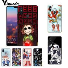Yinuoda undertale 파피루스 sans doggo xiao mi mi 6 mi x2 2 s note3 8 8se red mi 5 5 plus note4 4x5(China)