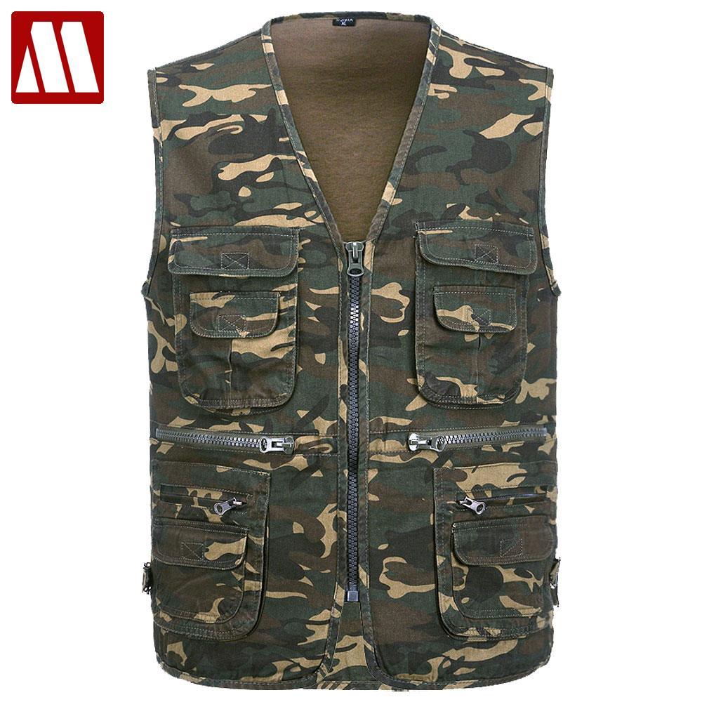 Popular Sleeveless Camo Jacket Buy Cheap Sleeveless Camo Jacket Lots From China Sleeveless Camo