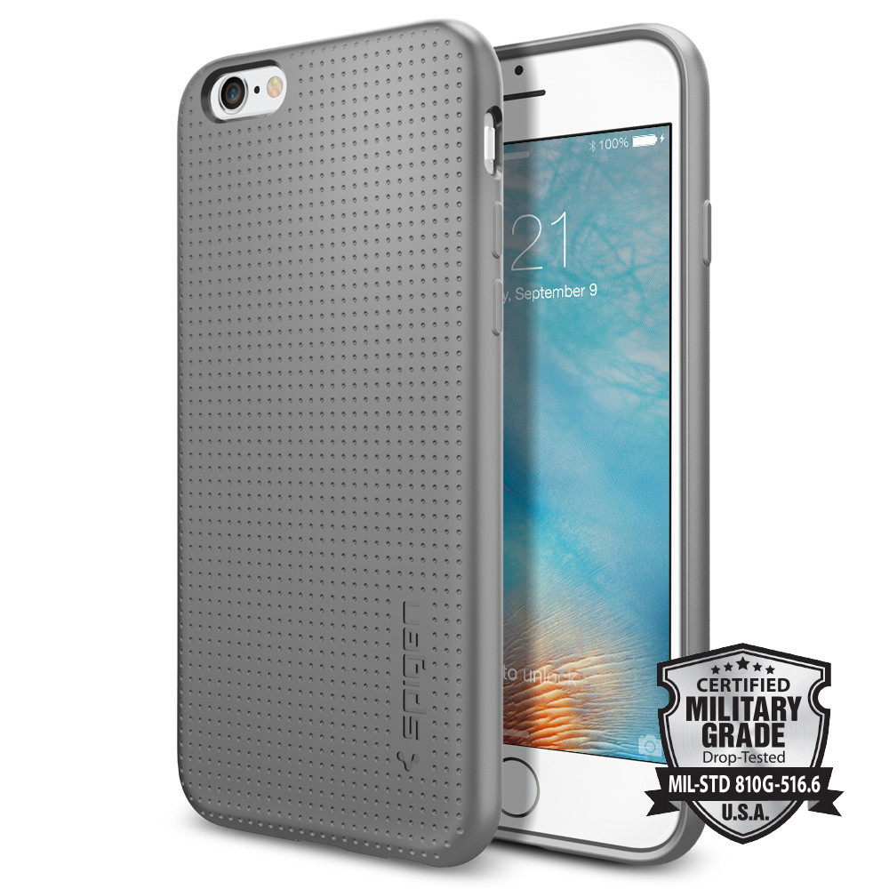 hot sale online 32843 297d0 100% Original SPIGEN Liquid Air Armor Case for iPhone 6S / iPhone 6