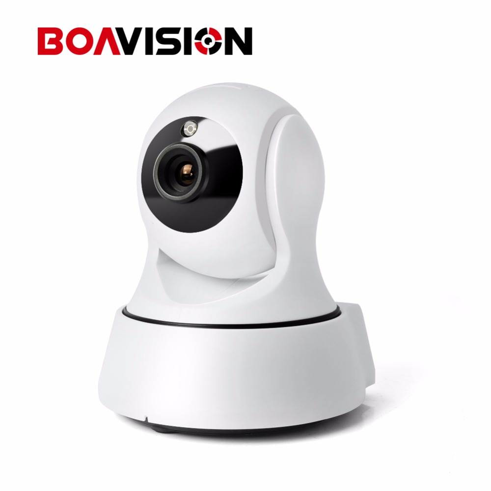 720P WIFI IP Camera Wireless PTZ IR-CUT Night Vision Two Way Audio HD 1080P Mini CCTV Security Smart Camera P2P APP CAM360 View