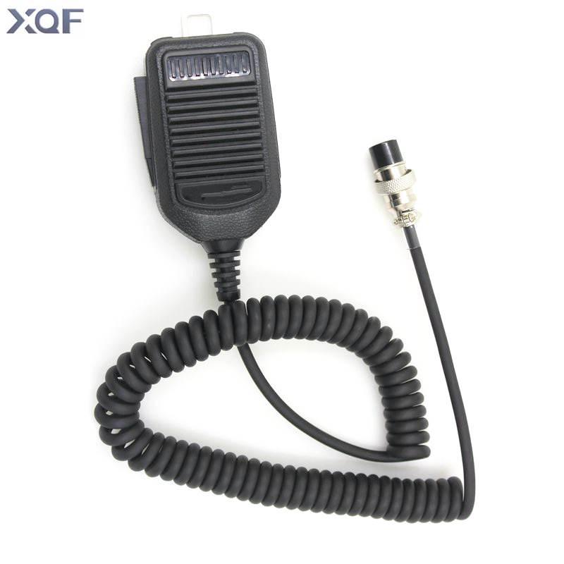 HM-36 orador de mão microfone rádio para icom rádio IC-718 IC-78 IC-765 IC-761 IC-7200 IC-7600