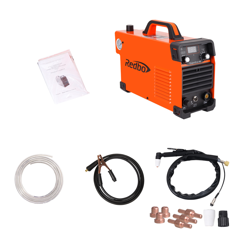 REDBO   CUT/LGK-40 220V 40AMP plasma cutter inverter cutting machine inverter plasma welding machine