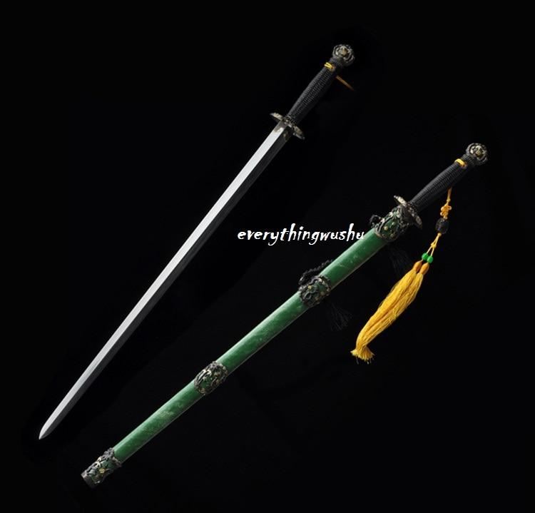 Premium Qing Jian - Combat Ready