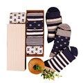Tira bxman brand new outono & inverno de algodão meias meias estilo minimalista moda personalidade maré feminino