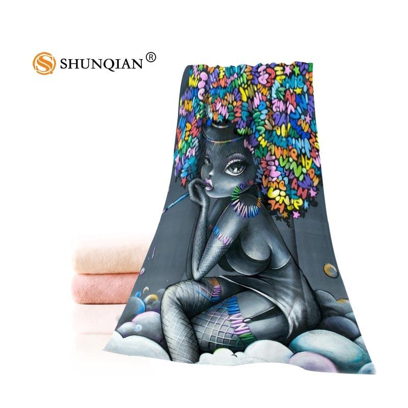 Face Towel Suppliers In Sri Lanka: Aliexpress.com : Buy Vinie Graffiti Towels Microfiber Bath