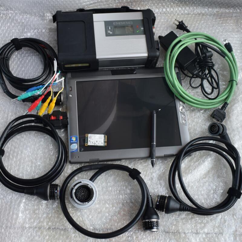 Begeistert Neueste Mb-stern C5 Sd Verbinden Mit 2019,3 Software Ssd Plus Le1700 Tablet Pc Hervorragende Qualität Stern C5 Strukturelle Behinderungen