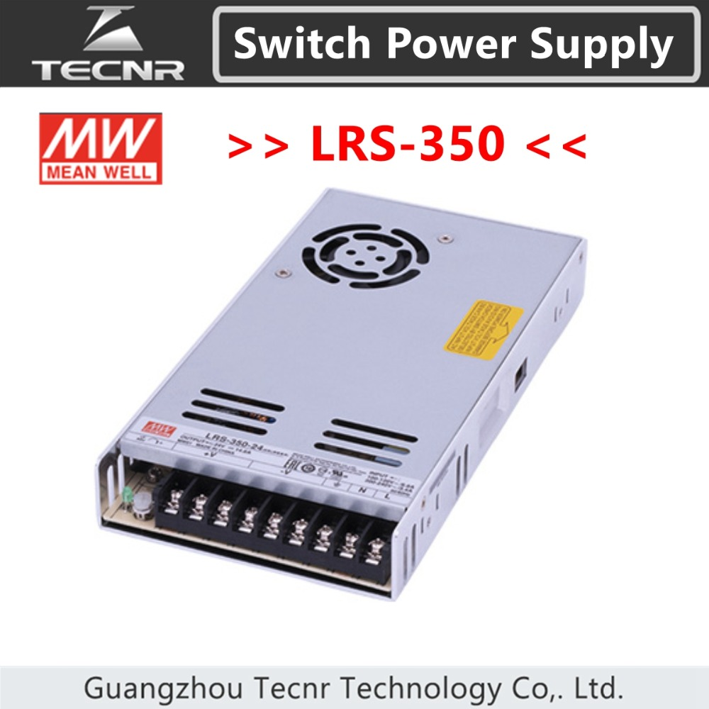 Original Taiwan Meanwell LRS-350 Schalt Netzteil MW 5 V 12 V 15 V 24 V 36 V 48 V 350 W LRS-350-24