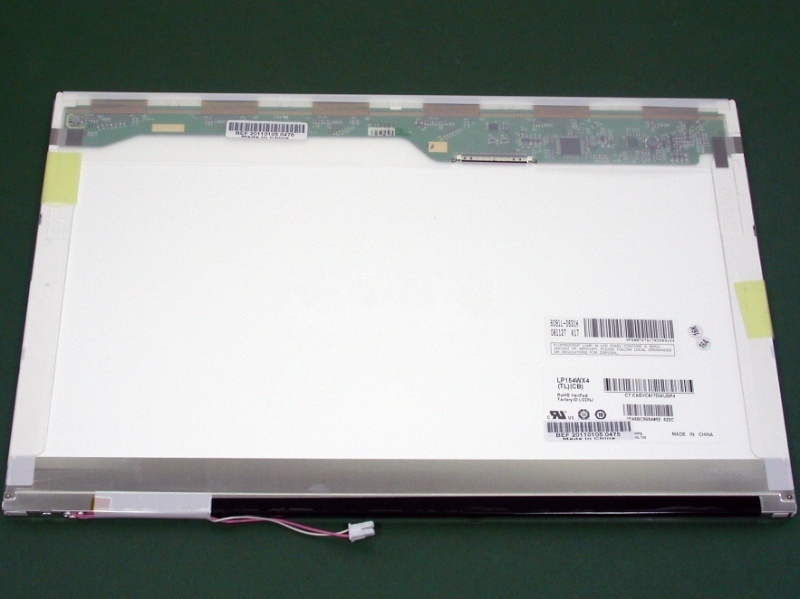 Brand New 15.4 WXGA 1280*800 1-CCFL 30Pin Laptop LCD Screen For Dell Vostro Series 1000, 1500, 1501 Panel Replacement brand new 15 4 inch wxga 1280 800 1 ccfl laptop lcd screen for compaq presario series c500 c500t c700 panel replacement