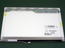 """Brand New 15.4"""" WXGA 1280*800 1-CCFL 30Pin Laptop LCD Screen For Dell Vostro Series 1000, 1500, 1501 Panel Replacement"""