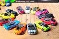 Venda quente 1 peça O novo modelo de Liga de carro com Varejo caixa modelo de Liga de caminhão de brinquedo brinquedos Para as crianças Do Bebê presente de aniversário brinquedo