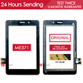 ORIGINAL TESTED NEW 7.0 inch Black Tablet PC Touch Screen For ASUS Fonepad ME372CG ME372 K00E Touch screen Parts Free Adhesive