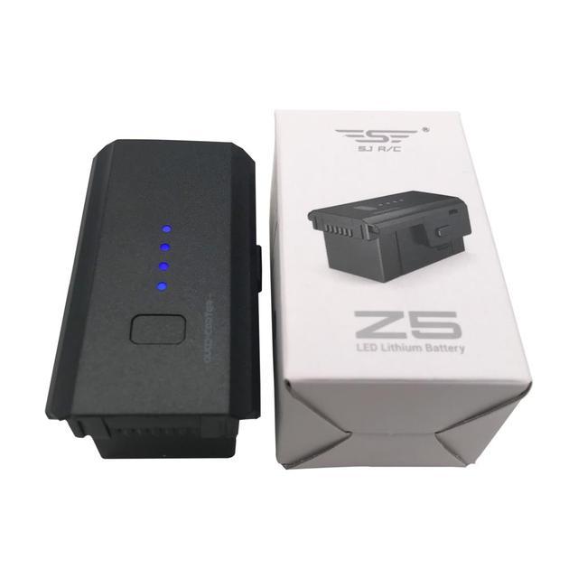 Batería Lipo de 7,4 V y 1500mAh para Dron SJR/C SJRC Z5, piezas de repuesto de Quadcopter, accesorios, batería SJRC Z5