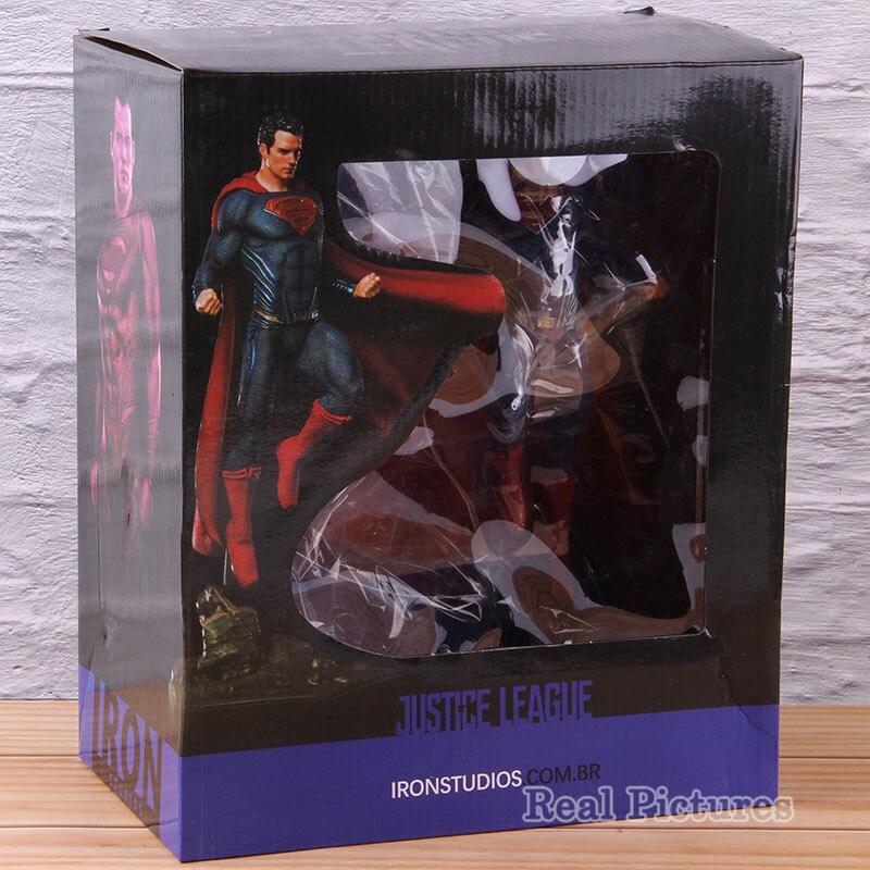 Superman liga de justiça ação modelo de