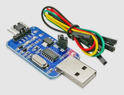 Free Shipping!!! XH-M216 CH340G RS232 L USB To TTL Module / Serial Port Upgrade Nine Small Board Brush Line