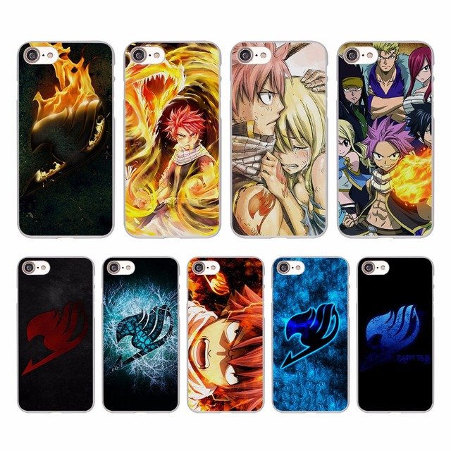 fairy tail cover iphone