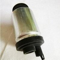 1 peça de Alta Qualidade conjunto da válvula de solenóide Para A Porsche para Panamera frente shock absorber