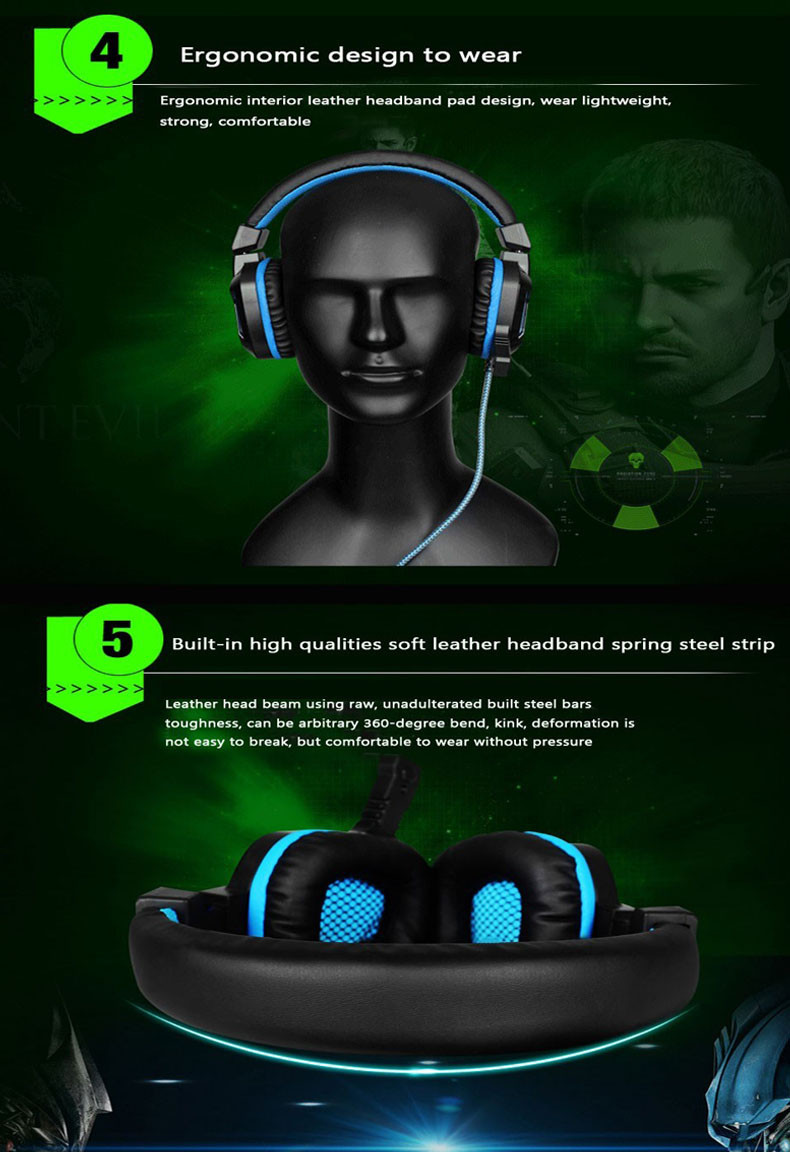Canleen Stereo Bass Gaming Headphone that are Noise Canceling Canleen Stereo Bass Gaming Headphone that are Noise Canceling HTB1ZK