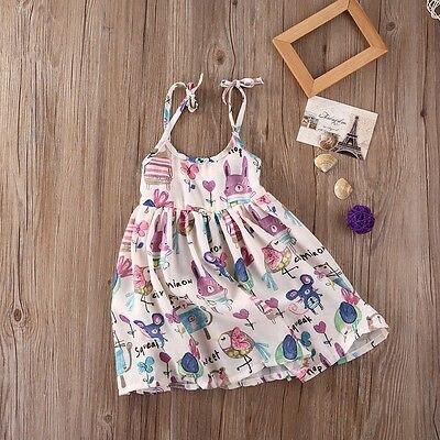Cute-Baby-Girl-Toddler-Tank-Dress-Slip-Graffiti-Dress-Summer-Graffiti-Holiday-Dress-1