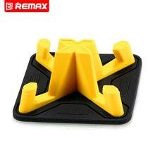Remax Universal Antiskid Car Phone Holder Mobile Phone Holder Adjustable Phone Car Dashboard Holder Phone Stand Bracket Support