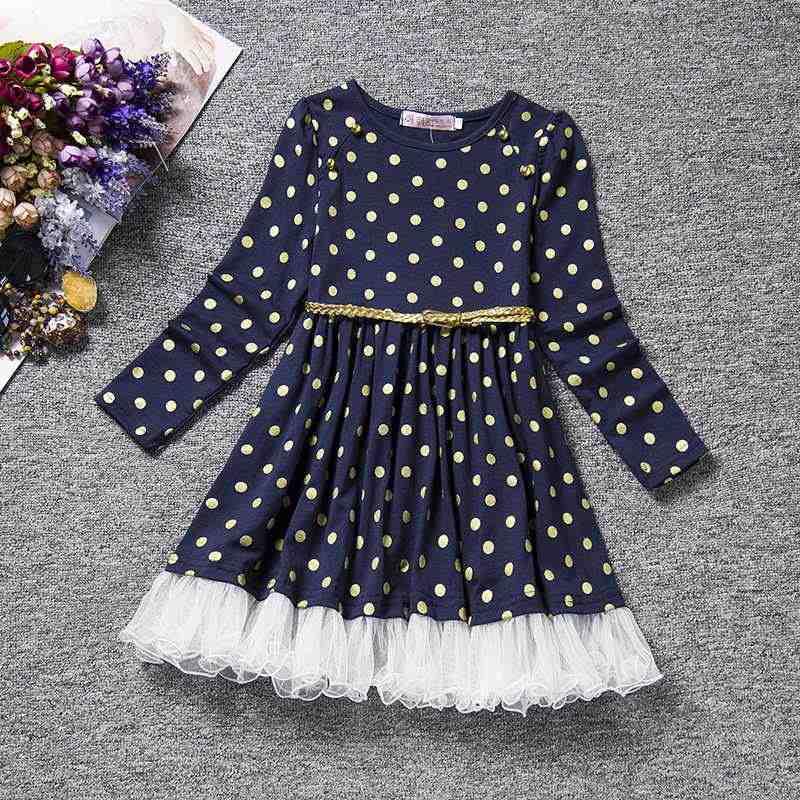 Осенние вечерние платья для маленьких девочек; Детские платья принцессы для девочек; детская одежда; Эксклюзивная Одежда для маленьких девочек; школьные наряды-пачки
