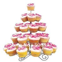 5 Tier Metal Party New Spin Dessert Cupcake Stand Tree Holder Muffin Serving Birthday Cake 41 Cups Stands