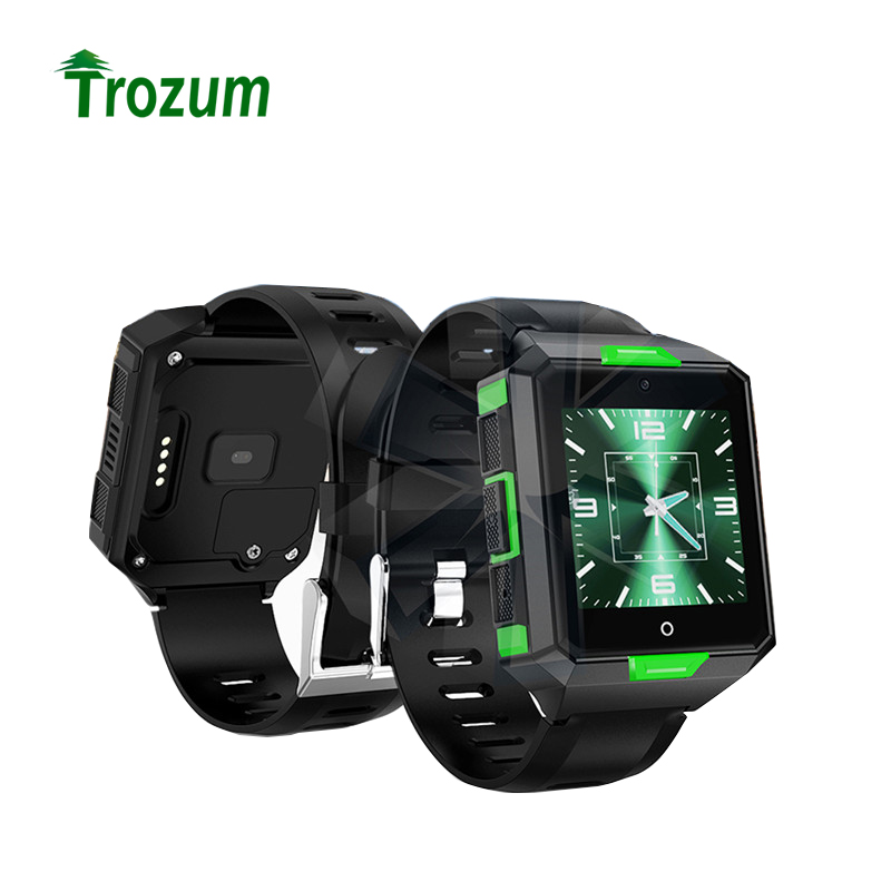 M9 Smart watch 4G Android 6.0 MTK6737 1G+8G smartwatch IP67 Waterproof Battery Long Standby Outdoor Rugged watch no 1 d5 bluetooth smart watch phone android 4 4 smartwatch waterproof heart rate mtk6572 1 3 inch gps 4g 512m wristwatch for ios
