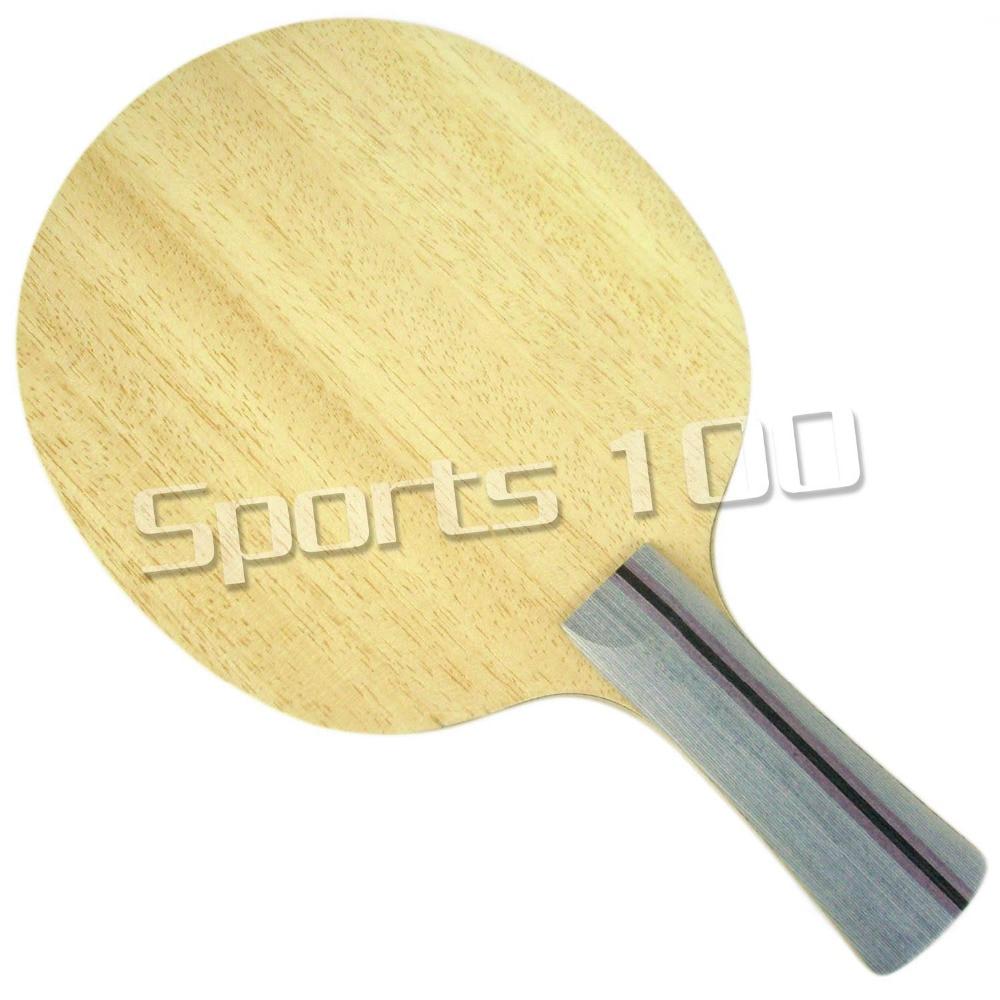 Reactor DJ600 (DJ 600, DJ-600) Attack+Loop, OFF+ Table Tennis Blade for PingPong Racket