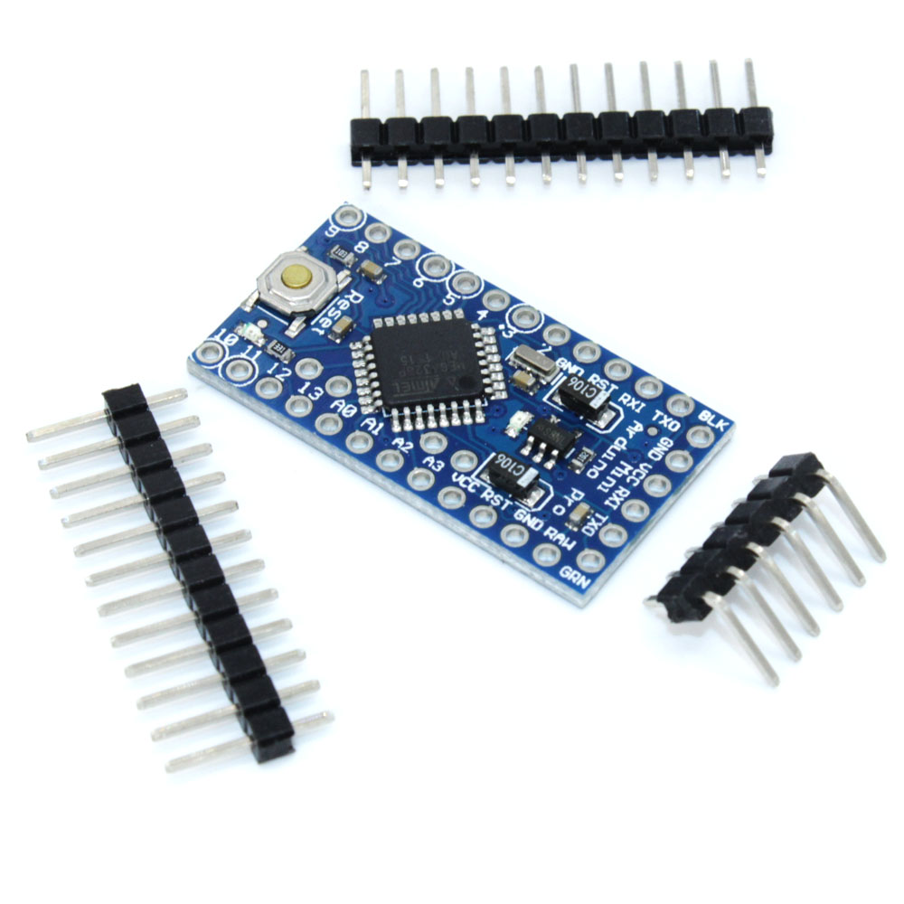 10pcs/lot Pro Mini Module Atmega328 5V 16M For Arduino Compatible Nano magnetic reed module for arduino starters compatible mini 5pcs lot free shipping