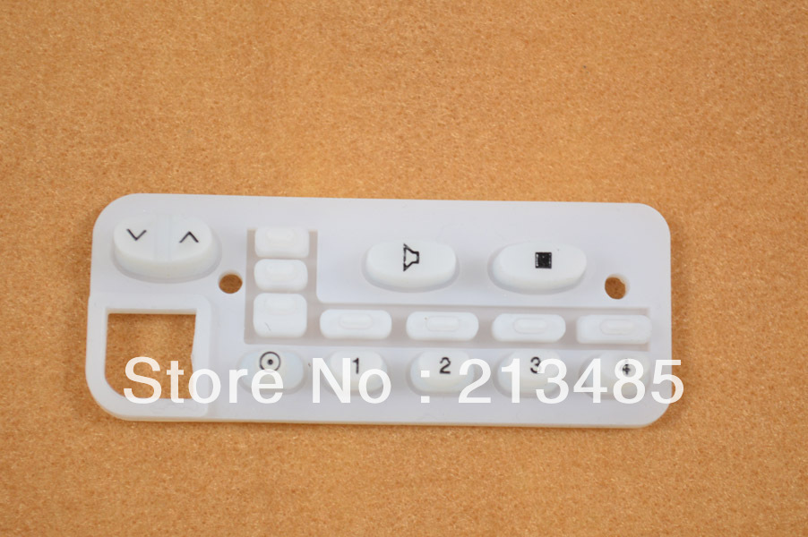 Keypad For Motorola GM950 4 Channel Without Keypad