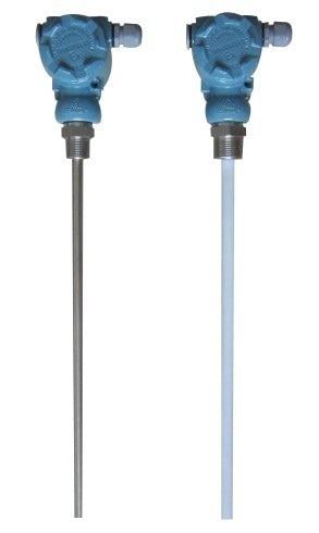 Insert type capacitance liquid level transmitter sensor medical chemical signal display