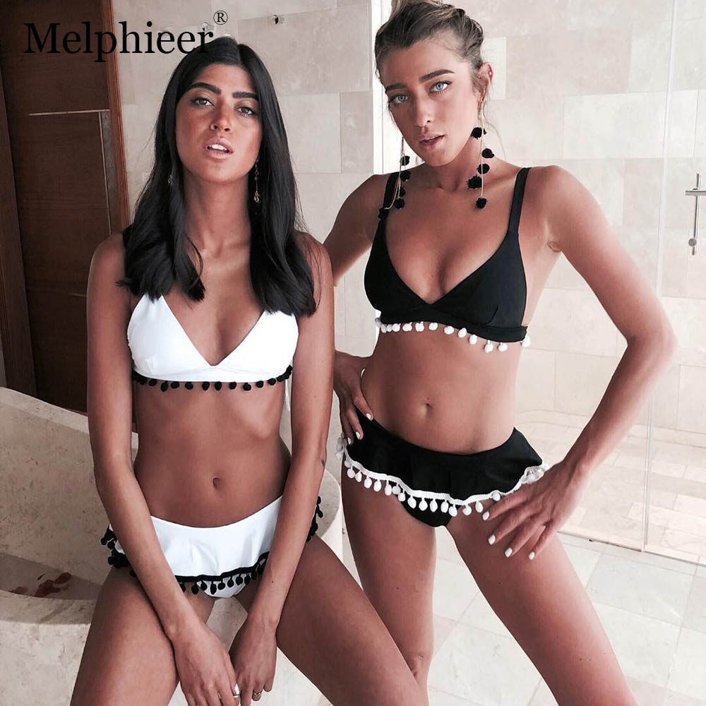 Blanco Las Feminino Nuevo Push Maillot Bain Biquinis Brasileño 2018 Bikini Traje De Sexy Baño Sol Lucha Contra Mujeres rCBxdoeW