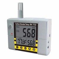 Стены монитор на диоксидном углероде с CO2 диапазон измерения 0 ~ 9999ppm AZ 7722