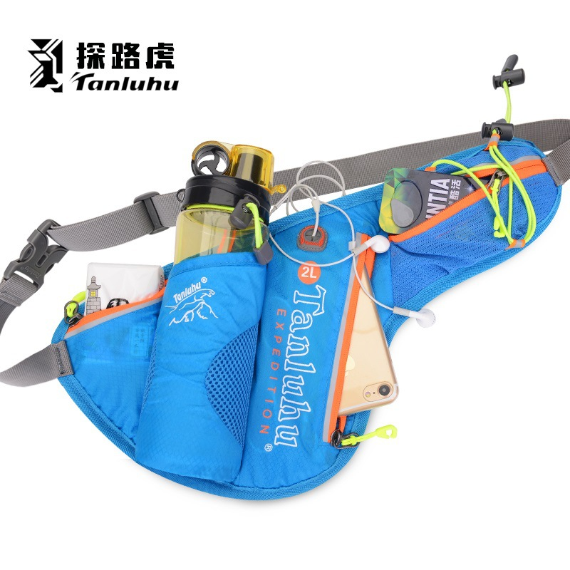 Sports Bottle Phone Case: Tanluhu Sport Trail Running Belt Waist Bag Sports Hiking