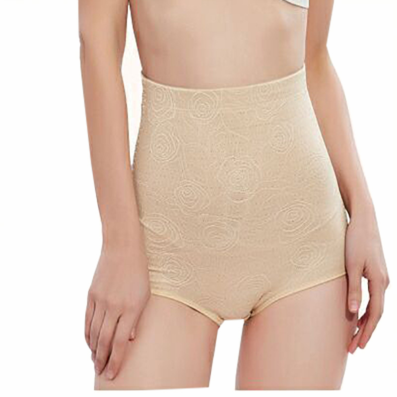 Shapewear Briefs Panties Abdomen Slim Newest-Control High-Waist Mid-Lumbar Thin 18 Ladies