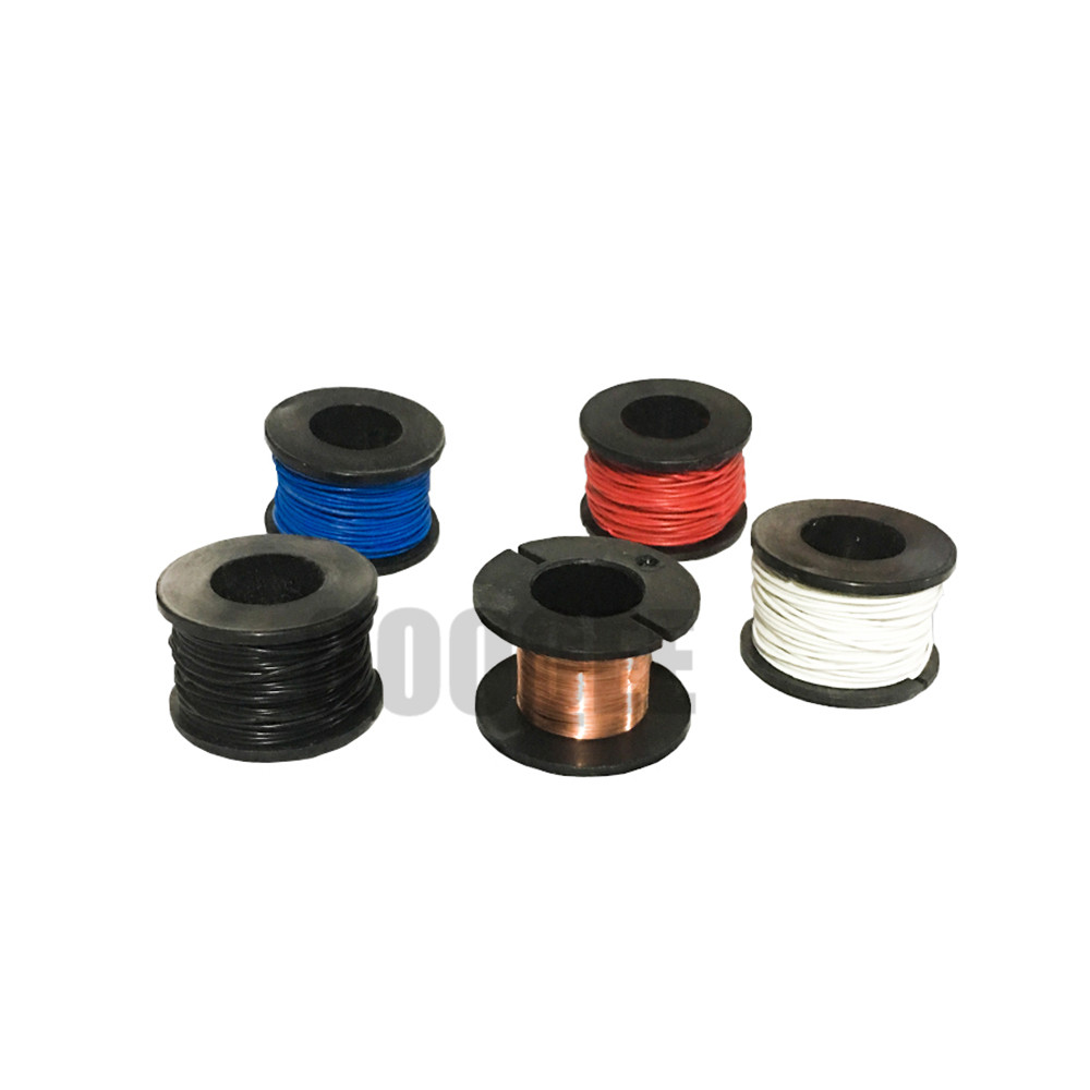 small resolution of enameled wires copper soldering wire diy insulation welding line magnet winding wire repair tools coil cable