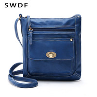 High Quality Small Vintage Bag Beach Travel Shoulder Bags Popular Faux Leather Casual Ladies Crossbody Bags