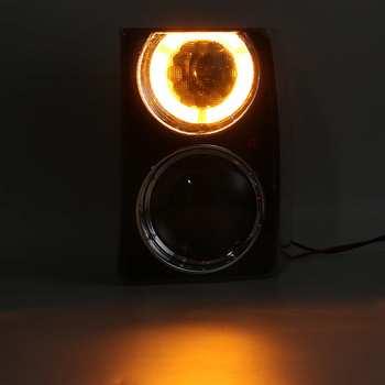 Plastic Light Bulb | Led Tail Light FOR RANGE ROVER VOGUE L322 2002-2009 Taillight Rear Reverse Brake Fog Lamp Accessories Turn Signal Bulb Smoke