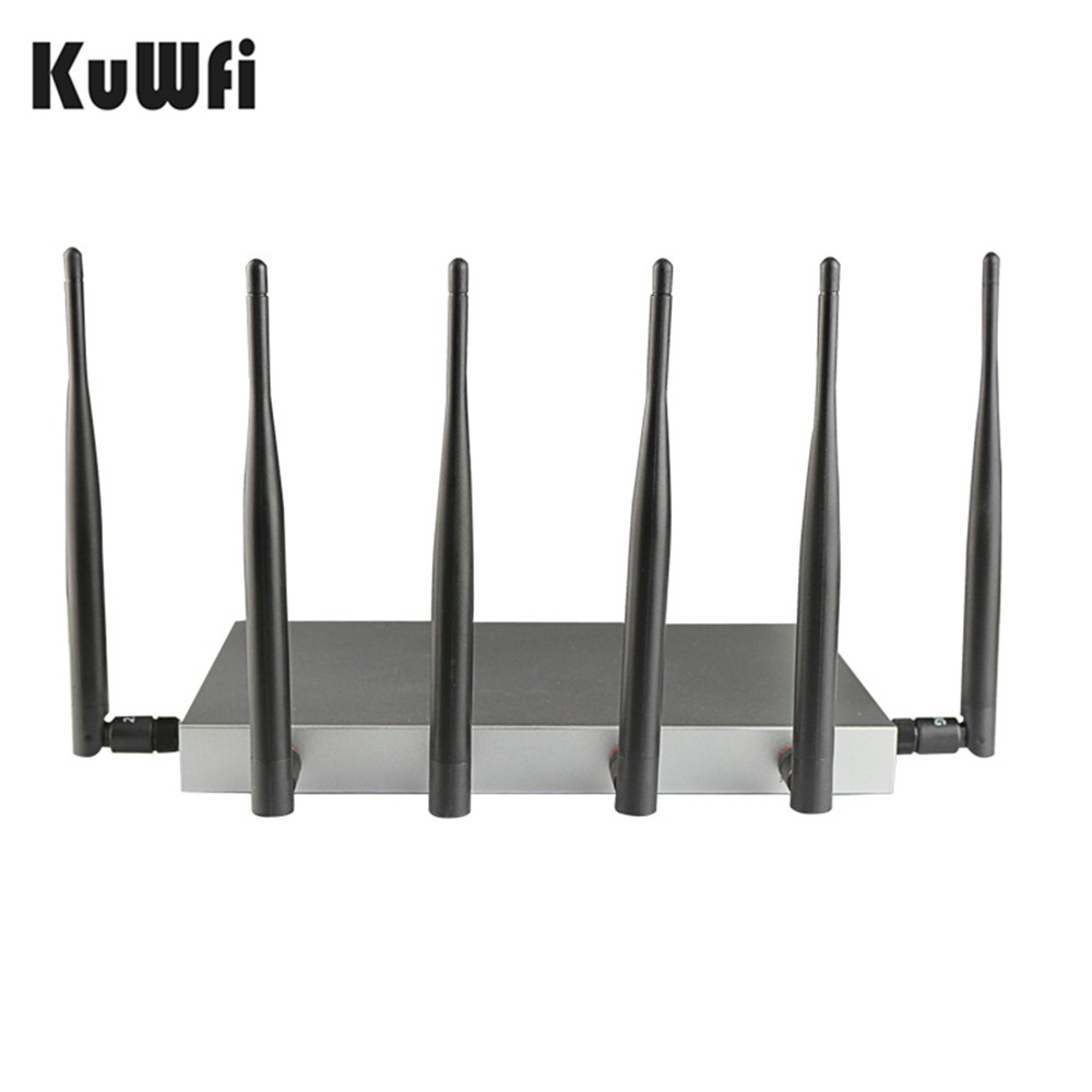 Image 5 - Openwrt 1200Mbps Wireless Router 3G/4G LTE Wireless Router Dual band Gigabit Wifi Router Wifi Repeater With SIM Card Slot-in Wireless Routers from Computer & Office