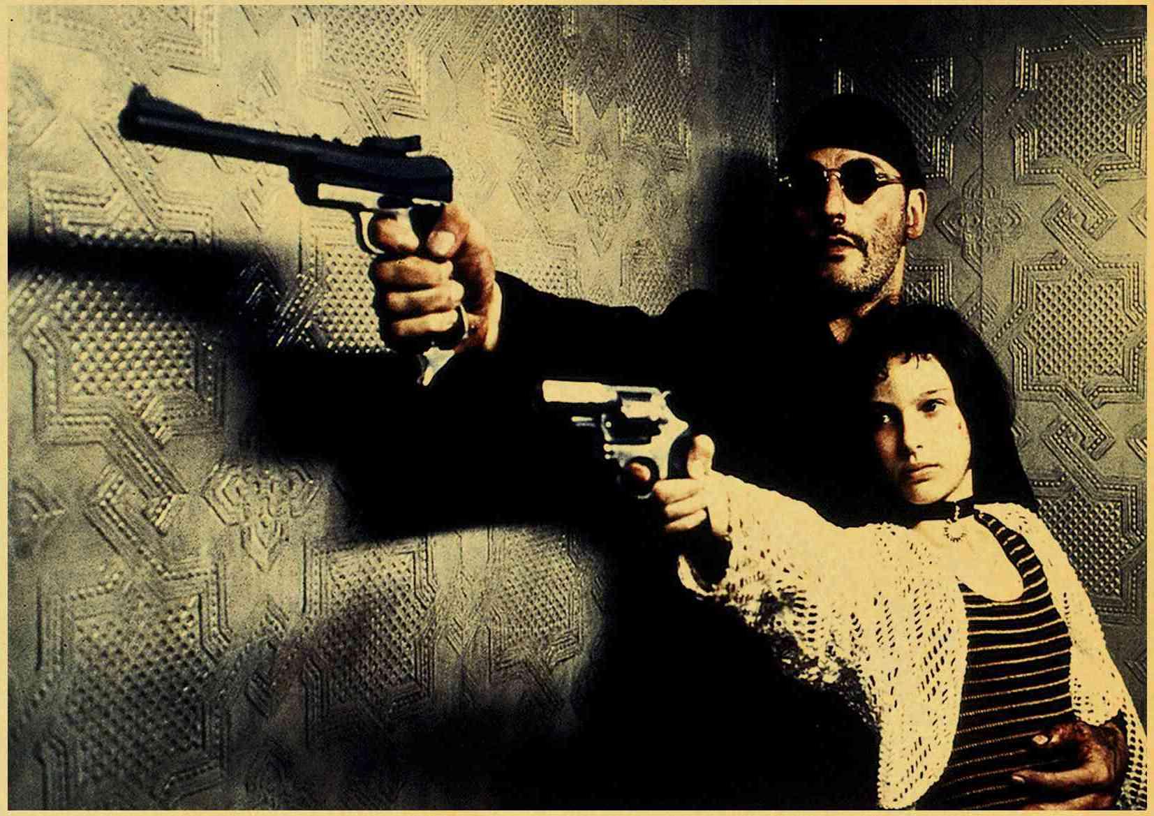 HTB1ZK6VMzTpK1RjSZKPq6y3UpXay Vintage Poster classic movie Pulp Fiction / Kill Bill/Fight Club poster Retro kraft paper posters decorative art painting