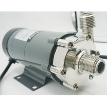 цена на Stainless Steel Magnetic Drive Pump  MP-20RM Marine Water Treatment Metal Industry Acid Resistant Chemical Pump