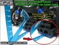 Ferramentas de manobra camber altura governante ângulo ferramenta de balanceamento de pneus padrão do carro HSP 94123 94111