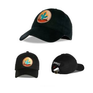 JAMONT Embroidered Baseball Cap Fishing Black Snapback Hats d371ec9a0e6b