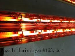 380v 4000w Heraeus tubular IR emitter quartz halogen heater shortwave infrared paint curing lamp heraeus tubular ir emitter quartz heater middle wave r7s infrared halogen heating lamp