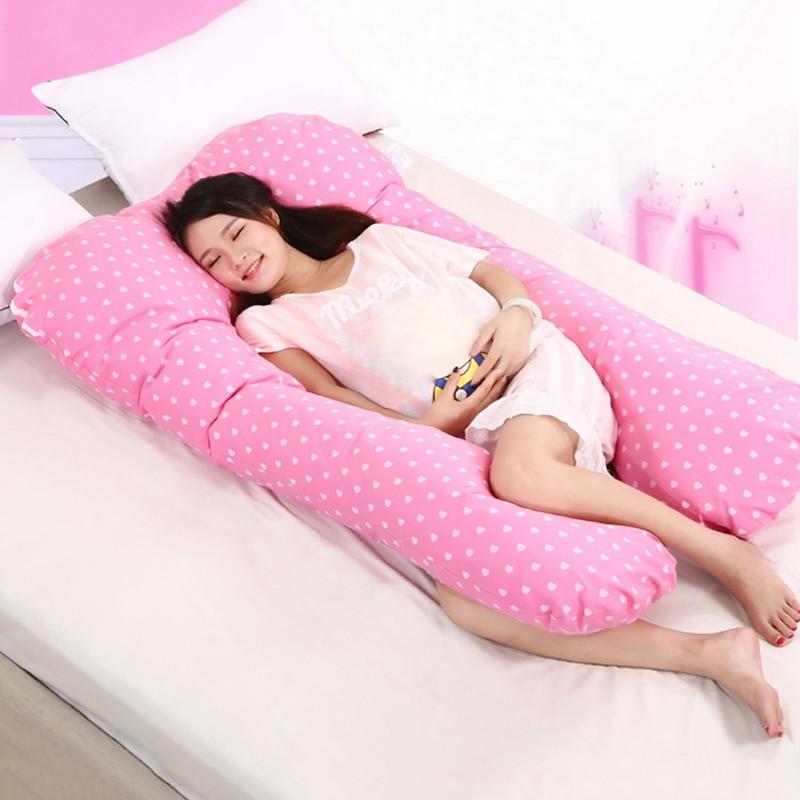 Wysokiej jakości poduszka do ciała w ciąży Wygodne w kształcie - Pościel - Zdjęcie 3