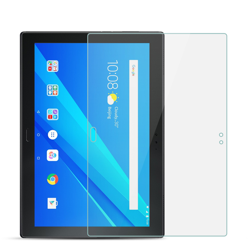9H Tempered Glass For Lenovo Tab 4 10 8 Plus Glass For Lenovo Tab3 7 710F 8 Plus Tab 2 A10-70 Screen Protector Protective Film tempered glass 2 5d screen protector for lenovo k5 note transparent