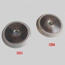 CBN/SDC шлифовальные колеса для 2 мм до 13 мм сверлильный Камень точильный станок Точило для головки сверла/шлифовальный станок