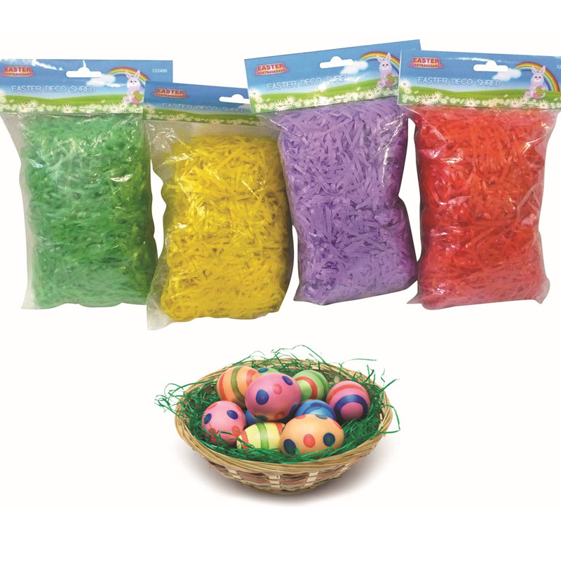 40g/bag shredded crinkle cut paper multi color  Hamper Candy  Vase Box Filler Raffia For Wedding Party Shred Paper Crinkle Cut 25 33 8cm kraft paper gift bag festival paper bag with handles fashionable jewellery bags wedding birthday party