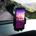 Sostenedor del teléfono del coche para el teléfono celular del montaje del coche para iphone 6 s plus 5s samsung galaxy s6 edge s5 s4 note 5 4 3 lg google nexus 5 4 G4