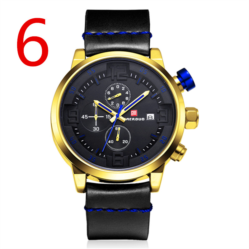 2019 New Arrival Mens Black Watches Business Calendar Fashion Casual Stainless Steel Non-mechanical Quartz Wristwatches2019 New Arrival Mens Black Watches Business Calendar Fashion Casual Stainless Steel Non-mechanical Quartz Wristwatches