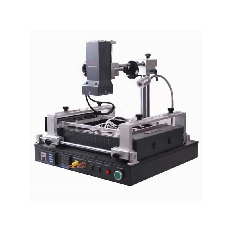 ACHI IR PRO SC infrared BGA Soldering Rework Station for Motherboard Chip Refurbished Repairing achi ir pro sc infrared bga soldering rework station for motherboard chip pcb refurbished repair machine